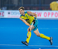 BHUBANESWAR, INDIA - Eddie Ockenden (Aus)   , England v Australia for the bronze medal during the Odisha World Cup Hockey for men  in the Kalinga Stadion.   COPYRIGHT KOEN SUYK