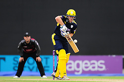 Jimmy Adams of Hampshire in action.  - Mandatory by-line: Alex Davidson/JMP - 02/08/2016 - CRICKET - The Ageas Bowl - Southampton, United Kingdom - Hampshire v Somerset - Royal London One Day