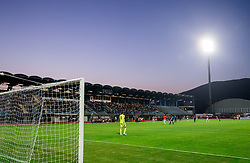 Grega Sorcan of Gorica during 2nd Leg football match between ND Gorica and FC Shirak in 1st Qualifying Round of UEFA Europa League 2017/18, on July 6, 2017 in Nova Gorica, Slovenia. Photo by Vid Ponikvar / Sportida