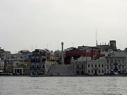 Veduta di Brindisi