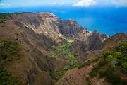 Nuulolo Valley, Kauai, Hawaii
