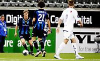 Fotball<br /> Tippeligaen<br /> Telenor Arena 13.08.11<br /> Stabæk - Strømsgodset<br /> Debutant Marcus Berdholtz<br /> Foto: Eirik Førde