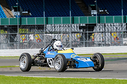 Action from Rounds 9 and 10 of the 750 Motor Club Formula Vee Championship 2017 held at Silverstone. Photo by Jonathan Elsey.