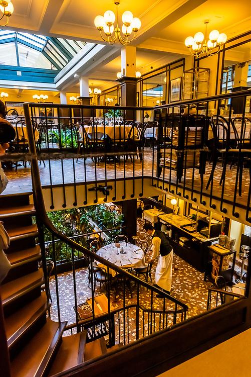 Le Cafe du Commerce (restaurant), Paris, France.