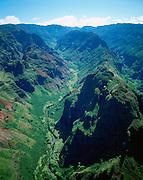 Olokele Canyon, Kauai, Hawaii, USA<br />