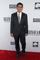 Dinesh D'Souza at Death Of A Nation Los Angeles Premiere held at Regal L.A. Live: A Barco Innovation Center on July 31, 2018 in Los Angeles, California, United States (Photo by Jc Olivera for Jade Umbrella)