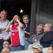 NLD/Amsterdam/20180408 - Ajax - Heracles, autistische Benjamin van Zweden