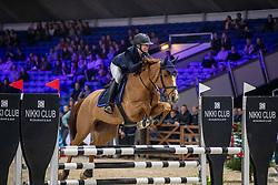 Ameeuw Louise, BEL, Bayla de la Roque<br /> Jumping Mechelen 2019<br /> © Hippo Foto - Dirk Caremans<br />  26/12/2019