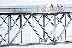 May 20, 2018 - Lillehammer, NORWAY - 180520 A group of cyclists during the last stage of the Tour of Norway on May 20, 2018 in Lillehammer..Photo: Jon Olav Nesvold / BILDBYRÃ…N / kod JE / 160254 (Credit Image: © Jon Olav Nesvold/Bildbyran via ZUMA Press)