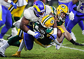January 16, 2021 (WI): NFL Divisional Round - Los Angeles Rams v Green Bay Packers