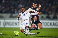 Goal Nabil Fekir - 21.12.2014 - Bordeaux / Lyon - 19eme journee de Ligue 1 -<br />Photo : Manuel Blondeau / Icon Sport