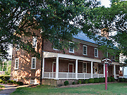 """The Botetourt Building, built circa 1770, is now the Gloucester Museum of History, in Virginia, USA. Known and remembered in Virginia as """"Lord Botetourt,"""" Norborne Berkeley, 4th Baron Botetourt (1718-1770) was governor of the Colony of Virginia from 1768 to 1770 and a member of Board of Visitors of the College of William & Mary at the capital of the Colony in Williamsburg, Virginia. Gloucester County Court House Square Historic Historic District is a state Historic Landmark. Keeping its rural character, Gloucester County is part of the Hampton Roads metropolitan area in the Commonwealth of Virginia, USA. Formed in 1651 in the Virginia Colony, the county was named for Henry Stuart, Duke of Gloucester, third son of King Charles I of Great Britain. Located in the Middle Peninsula region, the county borders the York River and the lower Chesapeake Bay, about 75 miles east of Virginia's capital, Richmond. Gloucester County was the site of Werowocomoco, a capital of the large and powerful Native American Powhatan Confederacy, which affiliated 30 tribes under a paramount chief. It was home to members of early colonial First Families of Virginia and important leaders in the period up to the American Revolutionary War."""