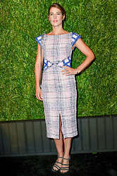 Suki Waterhouse is seen attending the CHANEL Tribeca Film Festival Artists Dinner at Balthazar in New York City. 23 Apr 2018 Pictured: Cobie Smulders. Photo credit: Nancy Rivera/Bauergriffin.com / MEGA TheMegaAgency.com +1 888 505 6342