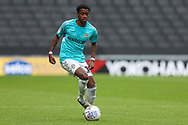 Forest Green Rovers Reece Brown(10) runs forward during the EFL Sky Bet League 2 match between Milton Keynes Dons and Forest Green Rovers at stadium:mk, Milton Keynes, England on 15 September 2018.