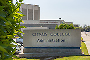 Citrus Community College in Glendora