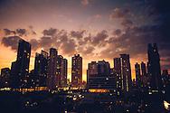 Sukhumvit Skyline Bangkok Thailand