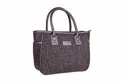 Ladies Tweed Hand Bag