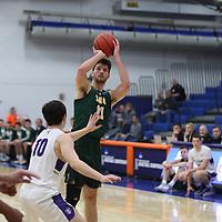 Men's Basketball: St. Norbert College Green Knights vs. University of St. Thomas (Minnesota) Tommies