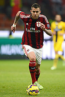 Jeremy Menez Milan <br /> Milano 01-02-2015 Stadio Giuseppe Meazza Football Calcio Serie A 2014/2015 Milan - Parma foto Giuseppe Celeste /  Insidefoto