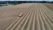 Oat's and Barley Harvest 9-9-20 Louth Hall Tallanstown