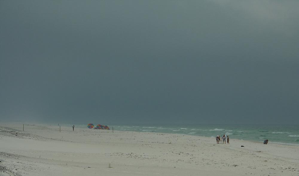 Pensacola Beach, Late Autumn