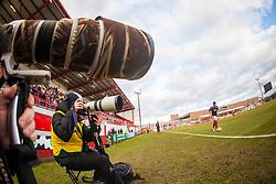 .Hamilton 1 v 2 Falkirk, Scottish Cup quarter-final, Saturday, 2nd March 2013..©Michael Schofield.
