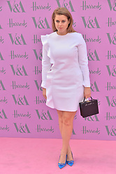 © Licensed to London News Pictures. 20/06/2018. London, UK. Princess Beatrice attends the V&A Summer Party. Photo credit: Ray Tang/LNP