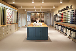 Farrow & Ball showroom at Washington DC Design Center VA1_958_804