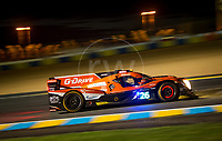 Qualifying Roman Rusinov (RUS) / Will Stevens (GBR) / Rene Rast (DEU) driving the LMP2 G-Drive Racing Oreca 05 - Nissan24hr Le Mans 15th June 2016