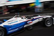 March 14, 2015 - FIA Formula E Miami EPrix: Jean-Eric Vergne (P), Andretti Autosport