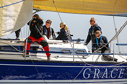 , Maibock Regatta 11. - 12.05.2019, ORC - GRACE - GER 6885 - X-332 - Andreas GRASTEIT - Lübecker Yacht-Club e. V污