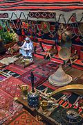 Museum depicting indigenous culture, Abu Dhabi, UAE