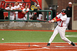 25 May 2013:  Zac Johnson during an NCAA division 1 Missouri Valley Conference (MVC) Baseball Tournament game between the Wichita State Shockers and the Illinois State Redbirds on Duffy Bass Field, Normal IL