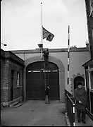Gateway to goodness: Guinness Brewery, St James's Gate, Dublin..1983-02-21.21st February 1983.21/02/1983.02-21-83 ..Pictured at Guinness Brewery, St James's Gate, Dublin