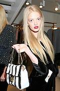 Model wears Chloe