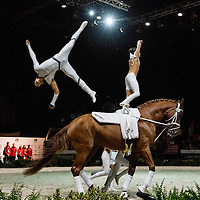 Vaulting - Squad Freestyle Competition 1