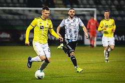 during football match between NŠ Mura and NK Maribor in 22nd Round of Prva liga Telekom Slovenije 2019/20, on February 26, 2020 in Fazanerija, Murska Sobota, Slovenia. Photo by Blaž Weindorfer / Sportida