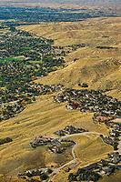 Boise Highlands (Aerial)