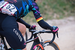 CANYON//SRAM Racing - 2016 Strade Bianche - Elite Women, a 121km road race from Siena to Piazza del Campo on March 5, 2016 in Tuscany, Italy.