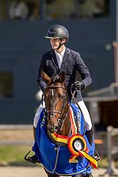 Vermeiren Dieter, BEL, Etoile van de Neerheide Z<br /> Belgian Championship 7 years old horses<br /> SenTower Park - Opglabbeek 2020<br /> © Hippo Foto - Dirk Caremans<br />  13/09/2020