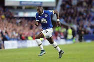 Yannick Bolasie of Everton in action. Premier league match, Everton v Middlesbrough at Goodison Park in Liverpool, Merseyside on Saturday 17th September 2016.<br /> pic by Chris Stading, Andrew Orchard sports photography.