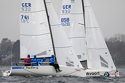 , Kiel - Maior 28.04. - 01.05.2018, J 70 - DUFT'e - GER 761 - Frank-Uwe FUCHS - Yachtclub Berlin-Grünau e. V樮