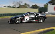Tony Quinn.Aston Martin DBRS9.Motorsport/2008 Shannon Nationals.Australian GT Championship - Sandown GT Classic.Sandown International Raceway, Melbourne, Victoria.30th November 2008.(C) Joel Strickland Photographics.