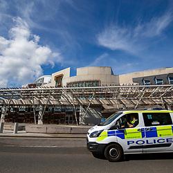 Edinburgh lockdown 20/5/2020