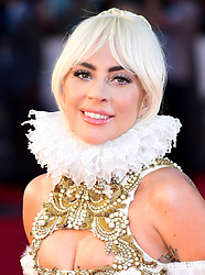 Lady Gaga attending the UK Premiere of A Star is Born held at the Vue West End, Leicester Square, London.