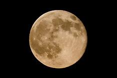 "Five Interpretations ""Extra Large Appearing Moon"" | 12 July 2014 Hamden CT"