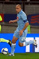 """Paolo Cannavaro (Napoli)<br /> Torino 28/2/2009 Stadio """"Olimpico"""" <br /> Campionato Italiano Serie A 2008/2009<br /> Juventus Napoli (1-0)<br /> Foto Andrea Staccioli Insidefoto"""