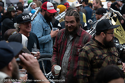 Danger Dan Hardick at the Born Free pre-party and People's Champ finals at Cooks Corner before the big show. Trabuco Canyon, CA, USA. Friday, June 21, 2019. Photography ©2019 Michael Lichter.CA, USA.
