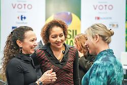 Brasil de Ideias com os candidatos ao Governo do Estado. FOTO: Jefferson Bernardes/ Agência Preview