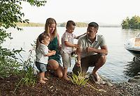 Fuller family portrait session